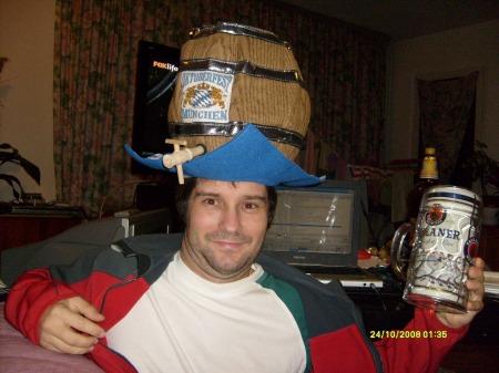аз и бирата