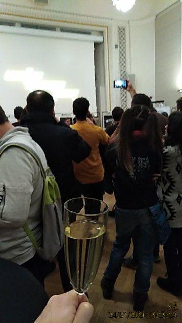 Александър Звездев  присъства на SGJ WEEK / Opening Cocktail Party & Art Exhibition във Френски институт в България Institut français de Bulgarie. 12 часа · Sofia ·  Започва... Успех!